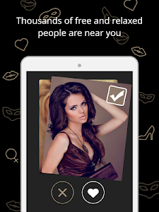 screenshot of Secret - Dating Nearby for Casual encounters version 1.0.6