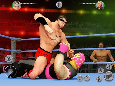 screenshot of Tag Team Wrestling Superstars 2019: Hell In Cell version 1.0.9
