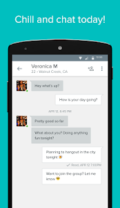 screenshot of Tagged - Meet, Chat & Dating version 9.9.1