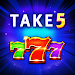 Download Take5 Free Slots – Real Vegas Casino 2.56.1 APK