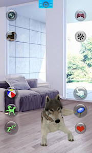 screenshot of Talking Dogs version 1.0.7
