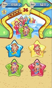 screenshot of Tap The Mermaid Princess version 2.2.0