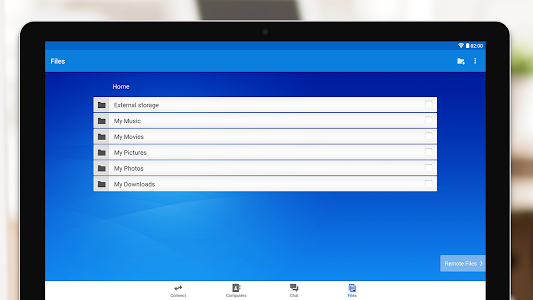 screenshot of TeamViewer for Remote Control version 14.2.180