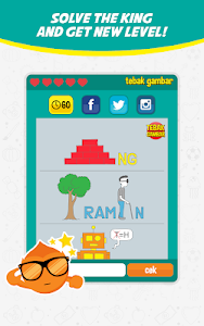 screenshot of Tebak Gambar version 1.30.1l