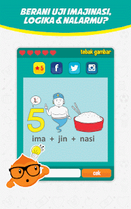 screenshot of Tebak Gambar version 1.7.7