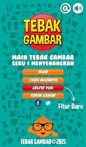 screenshot of Tebak Gambar version 1.5.3