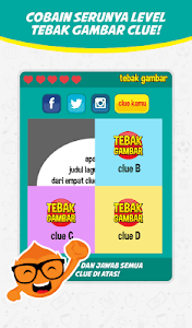 screenshot of Tebak Gambar version 1.9.8