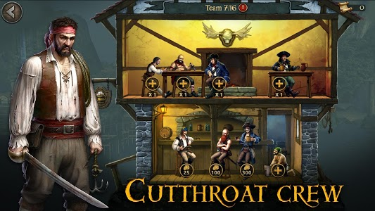 screenshot of Tempest: Pirate Action RPG version 1.4.1