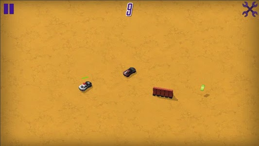 screenshot of The Chase version 1.2