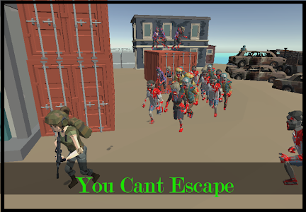 screenshot of The Last Dead TPS Puzzle Shooter version 1.6