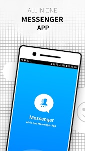 screenshot of The Messenger App: Free for message & chat version 2.0.19