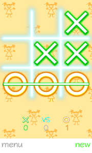 screenshot of Tic Tac Toe Classic version 1.2.7