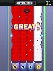screenshot of Tipping Point Blast! - Free Coin Pusher version 1.000900