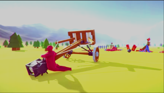 screenshot of Tips Of Totally Accurate Battle Simulator version 1.0