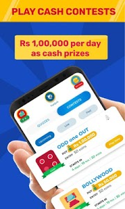 screenshot of TopQuiz - Play Quiz | Win PayTm cash version 12.9