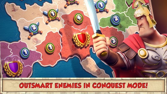 screenshot of Total Conquest version 2.1.2m