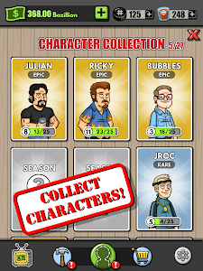 screenshot of Trailer Park Boys: Greasy Money - Tap & Make Cash version 1.17.0