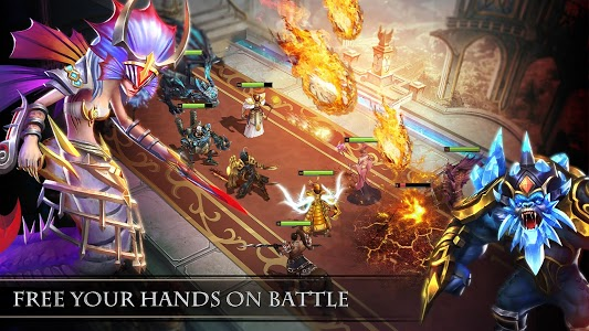 screenshot of Trials of Heroes: Idle RPG version 1.8.6