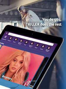 screenshot of Triller: Social Video Platform version 9.0.4b4