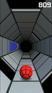 screenshot of Tunnel Of Color version 1.05