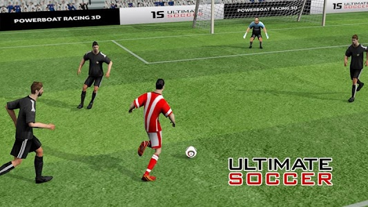 screenshot of Ultimate Soccer - Football version 1.1.7