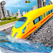 Underwater Bullet Train Simulator : Train Games