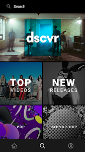 screenshot of Vevo - Music Video Player version Varies with device