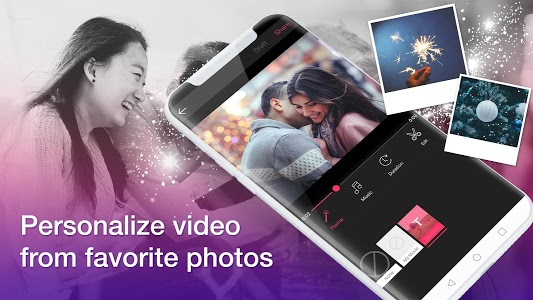 screenshot of Video Editor With Music App, Video Maker Of Photo version 2.2.2
