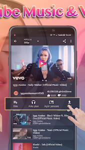 screenshot of Free Video and Music 🎬 version 1.14