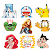WAStickerApps Cartoon Sticker Collection