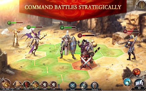 screenshot of War and Magic version 1.1.66.106127