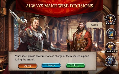screenshot of War and Magic version 1.1.67.106131