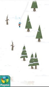screenshot of White Sand - Snowboarding Adventure version 1.0.4