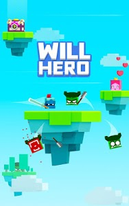 screenshot of Will Hero version Varies with device