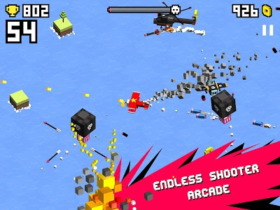 screenshot of Wingy Shooters - Epic Fights in the Skies version 1.3.0.0