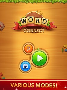 screenshot of Word Connect version 2.744.1