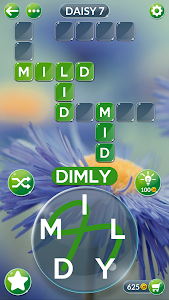 screenshot of Wordscapes In Bloom version 1.1.1