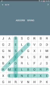 screenshot of Word Search version WS1-2.1.6