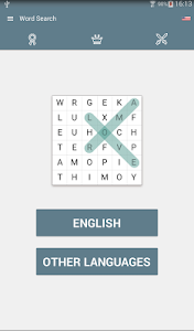 screenshot of Word Search version WS1-2.0.13