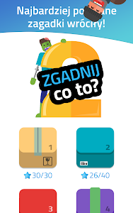 screenshot of Zgadnij co to 2 version 1.0.19