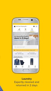 screenshot of honestbee: Grocery delivery & Food delivery version 3.5.0