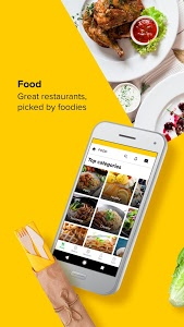 screenshot of honestbee: Grocery delivery & Food delivery version 2.66.2
