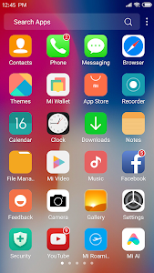 screenshot of iLauncher for OS 11 - Stylish Theme and Wallpaper version 2.8.7