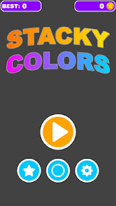 screenshot of stacky colors version 3.0