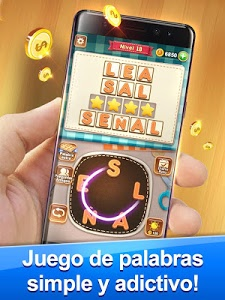 screenshot of Manía de Palabras version 1.0.70
